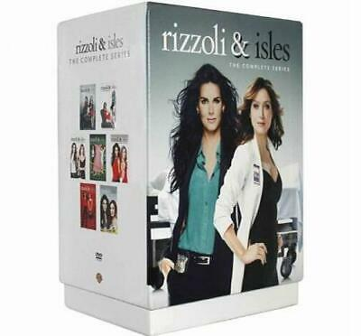 Rizzoli & Isles - The Complete Series Seasons 1-7 DVD Box Set