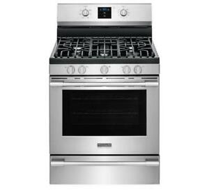 FRIGIDAIRE PROFESSIONAL FPGF3077QF 30'' FREESTANDING GAS RANGE | BUY FROM AUTHORIZED DEALER- BRAND NEW (BD-647)