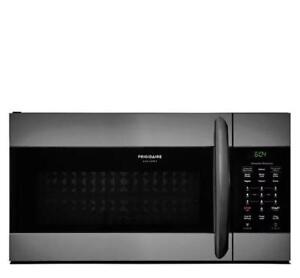 "Frigidaire Gallery FGMV155CTD 1.5 Cu. Ft. Over-The-Range Microwave with Convection  29-7/8""Wide-Brand New(MP_65)"