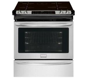 FRIGIDAIRE CGIS3065PF SLIDE IN RANGE | BLOWOUT APPLIANCE SALE (BD-671)