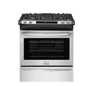 Frigidaire Gallery 30 Slide-In Gas Range FGGS3065PF (MP-45)