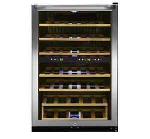 SPECIAL - 4.6 cu Stainless Steel Wine Cellar - $199 (save $300)