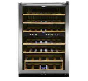 SPECIAL - 4.6 cu Stainless Steel Wine Cellar - $299 (save $200)