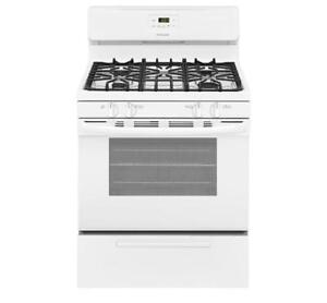 FRIGIDAIRE FFGF3051TW 30'' GAS RANGE | BRAND NEW HOME APPLIANCES ONLY (BD-665)