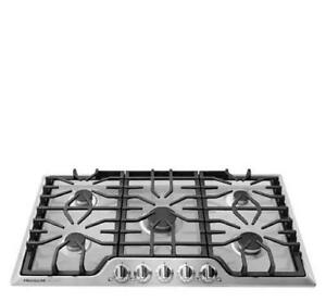 Frigidaire Gallery Gas Cooktop, 36 inchStainless Steel (FD19)