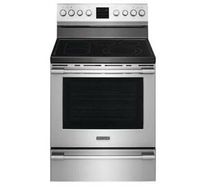 FRIGIDAIRE PROFESSIONAL CPEF3077QF 30'' FREESTANDING ELECTRIC RANGE | BRAND NEW HOME APPLIANCES ONLY (BD-648)