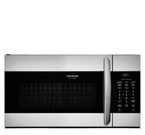 Frigidaire Gallery 1.5 Cu. Ft. Over-The-Range Microwave with Con