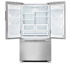Réfrigérateur avec congélateur au bas, 27,8 pi.cube, p