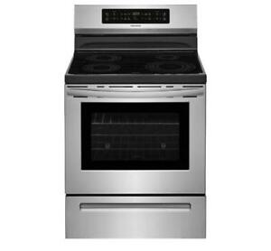 FRIGIDAIRE  CFIF3054TS  RANGE 30 INCH  ELECTRIC RANGE ON SALE (AD 49)