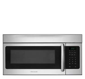 Frigidaire over-the-range microwave