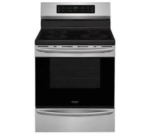 "Frigidaire Gallery CGIF3036TF 30'' Freestanding Induction Range  29 7/8""Wide-Brand New(MP-43)"