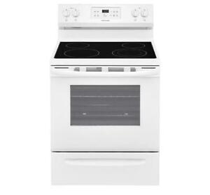 FRIGIDAIRE CFEF3055TW   RANGE 30 INCH  ELECTRIC RANGE ON SALE (AD 50)
