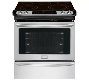 Frigidaire Gallery  30 Slide-In Electric Range  30 CGES3065PF (MP-44)