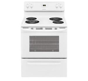 FRIGIDAIRE CFEF3012TW 30'' ELECTRIC RANGE | BRAND NEW HOME APPLIANCES (BD-656)