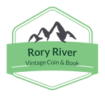Rory River Coin and Book