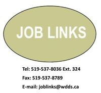 If you are looking for a job & have a disability, we can help!