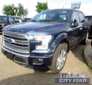 """2017 Ford F-150 4x4 SuperCrew 145"""" Limited"""