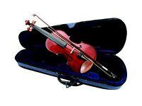 4/4 violin, model 90 primavera (collection only)