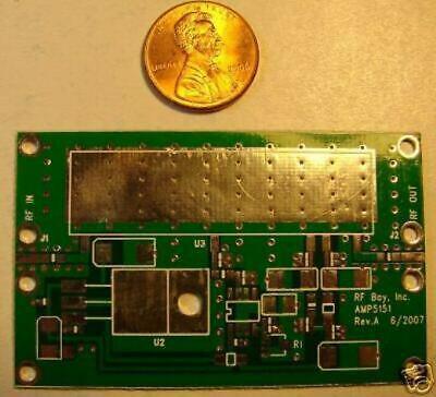 Develop Pcb For Motorola Shw5151shw5177 5w Power Amp