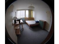 Large Double Room in Clapham jct Battersea flatshare £550pcm All inclusive