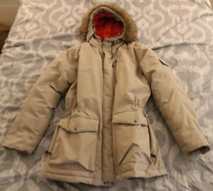 Extremely warm Men's Timberland Weathergear Winter Parka