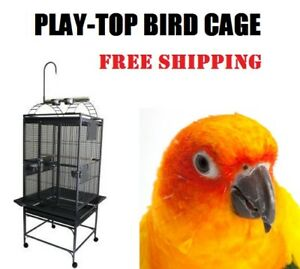 BRAND NEW PARROT CAGES- FREE SHIPPING