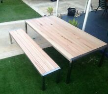 Custom made - Outdoor dining table Nedlands Nedlands Area Preview