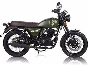 5.9% FINANCE ON ALL MERCURY CAFE RACERS IN STOCK!!! Fremantle Fremantle Area Preview