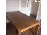 Next Hartford range dining table