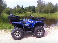 Grizzly 700 EPS 22 months left on warranty!!!