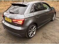 Audi A1 1.4 TFSI S Line Sportback s/start 65plate