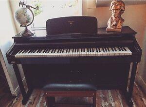 Piano Adagio 88 touches