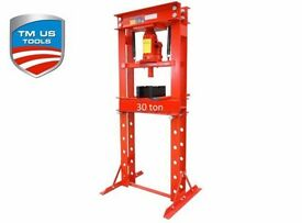 30 ton press