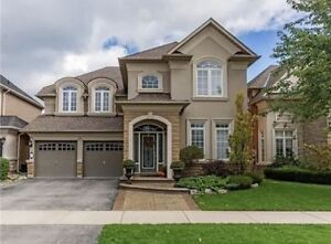 Luxury Detached House for Lease in Oakville $3700 July/August
