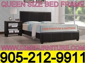 Evans Queen size  Bed frame only $149