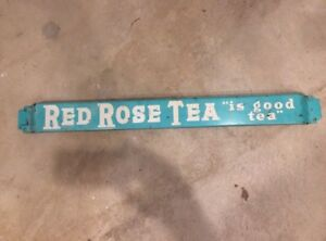 Poussoir de porte Red Rose Tea