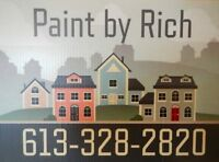 Paint by Rich - House Painting