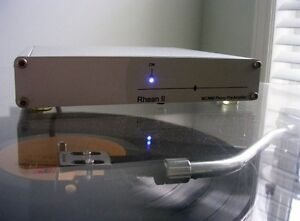 Mono-blok Buffered Phono Stage MC/MM - *Price reduced again* West Island Greater Montréal image 1