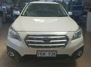 2015 Subaru Outback B6A MY15 2.0D CVT AWD White 7 Speed Constant Variable Wagon Belconnen Belconnen Area Preview
