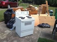 $20+ Household Junk Garbage Removal Hauling Yard Waste Landfill