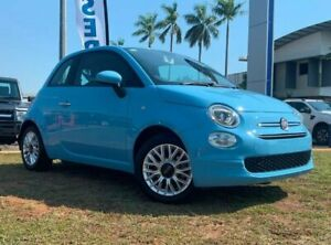 2016 Fiat 500 Series 4 POP Blue 5 Speed Manual Hatchback Berrimah Darwin City Preview
