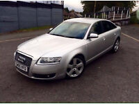 Audi A6 2.0TDI S LINE 2005 SILVER GREAT CONDITION