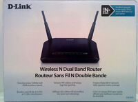 routeur d link DIR-815 wireless dual band n-300