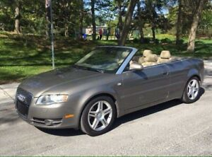 Audi A4 convertible pas tax!!!