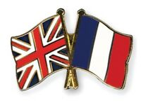 My English for your French