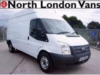 Ford Transit 2.2 350 - Long Wheel Base - High Roof - One Previous Owner, Full Service History