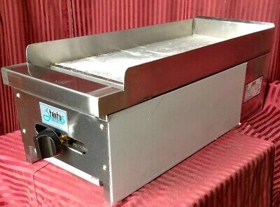 New 12 Griddle Lp Propane Flat Top Restaurant Grill Stratus Smg-12 Lp 7150