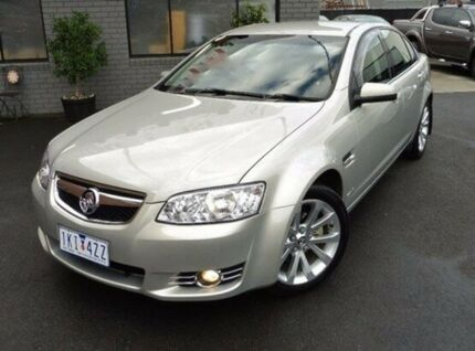 2012 Holden Commodore VE II MY12 Equipe Grey 6 Speed Sports Automatic Sedan