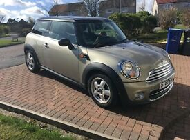 Mini Cooper 1.6 Hatch 2010