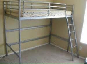 IKEA Tromsö Loft Bed New Lambton Heights Newcastle Area Preview